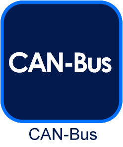 Works with CAN-Bus