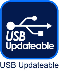 USB updateable