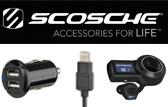 Scosche Cables and Charging