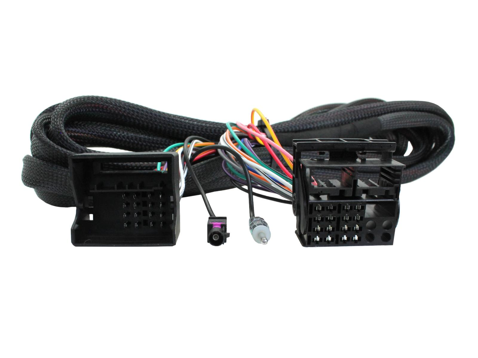 Connects2 Ltd Bmw Technology Guide Wiring Harness Vehicle Application