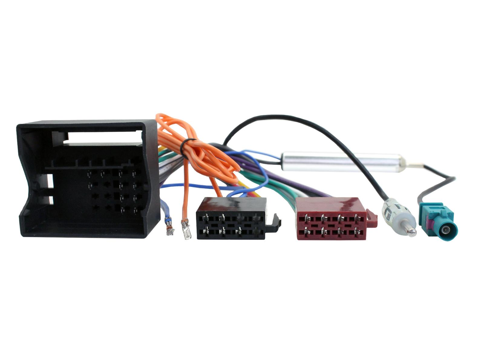 Connects2 Ltd Car Stereo Radio Iso Wiring Harness Connector Cable For Suzuki Vehicle Application Guide