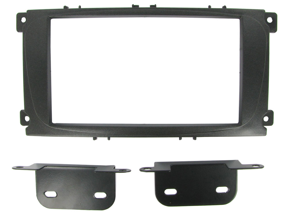 Ford Focus 2004-2007 Car Stereo Radio Double DIN Facia Plates Kit CT23FD04A