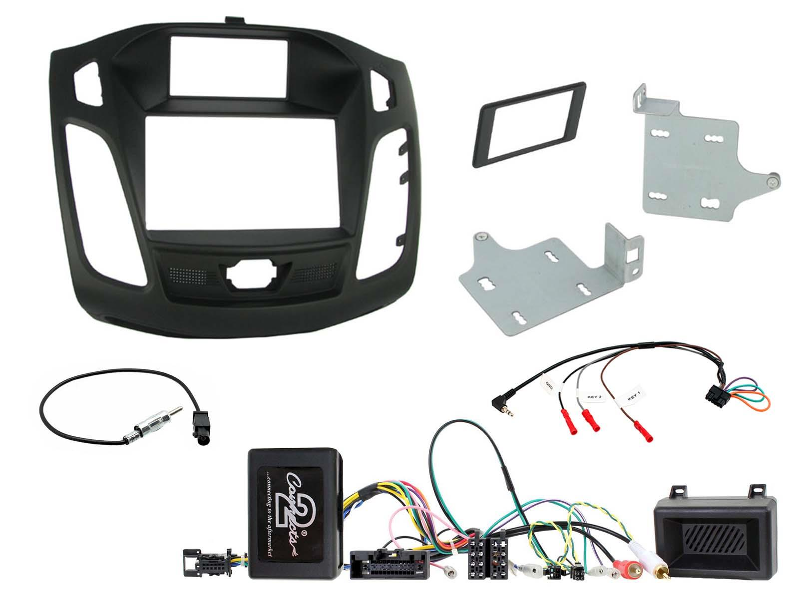 Connects2 Ltd Ford Focus Wiring Harness Kits Product Video