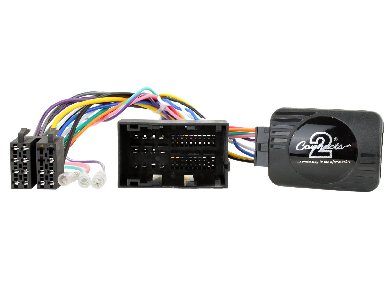 Connects2 CTSAR004.2 Stalk Adapter for Alfa Romeo Mito Giuletta